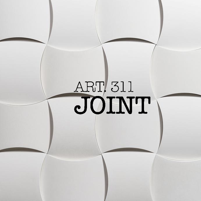 Rivestimento in pietra finta - CGM Manufatti JOINT-testo