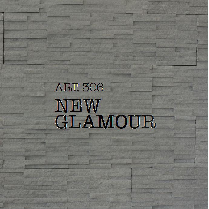 Rivestimento pietra 3D finta - cgm manufatti new glamour