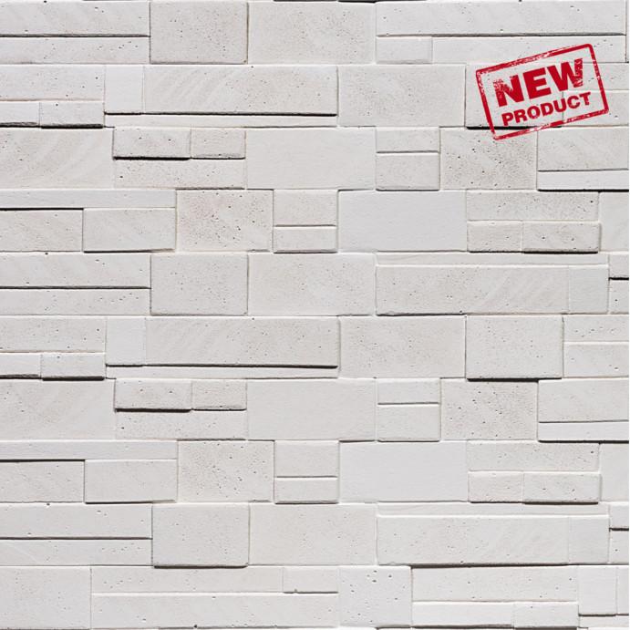 Rivestimento in pietra finta - CGM Manufatti TUFELLO-FRONTALE-NEW